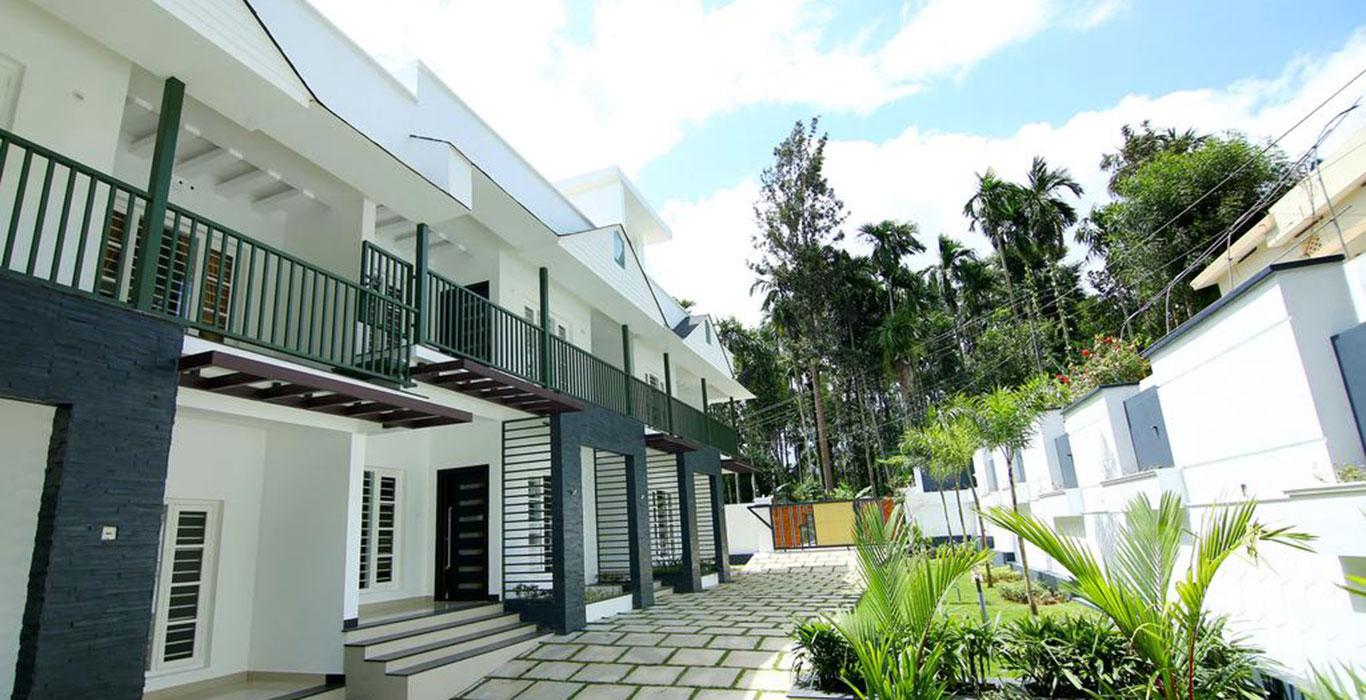 Apartments and Villas