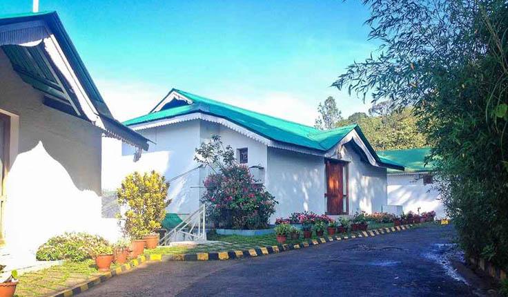 Deshadan Mountain Resort