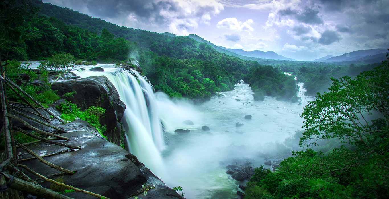 Athirappally Waterfall