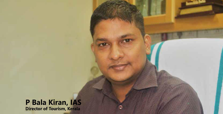 P Bala Kiran, IAS