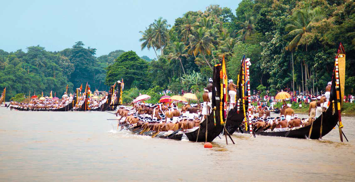 Onam - Savouring The Best of Kerala