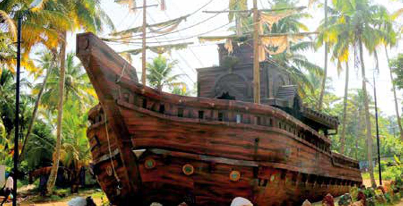 Ecclesiastical Wonders of Kerala