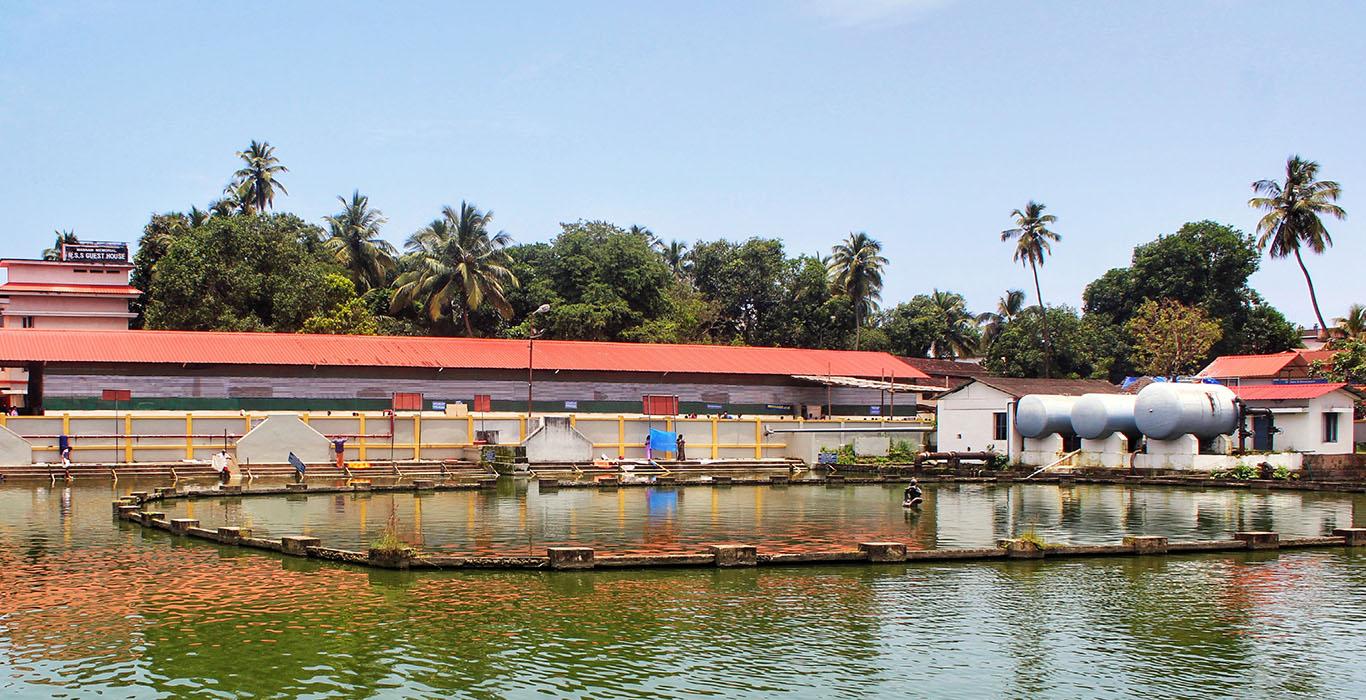 The Guruvayur Temple