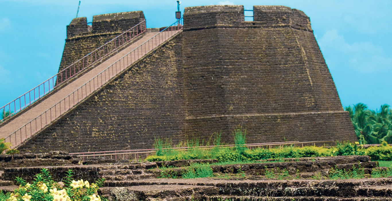 Of Castles, Seas & Mysteries: Bekal Beckons