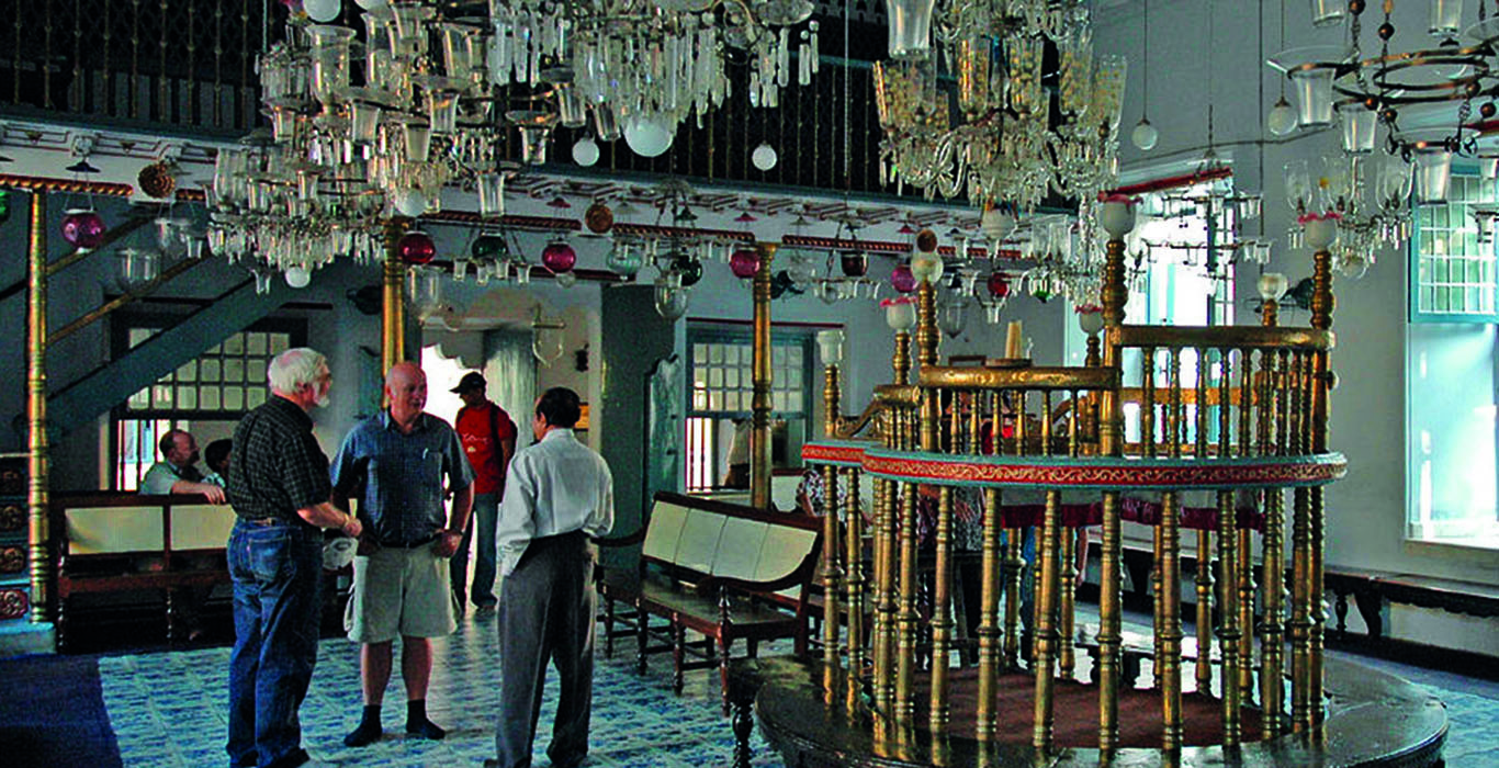 Remnant of the Erstwhile: Jews of Kochi