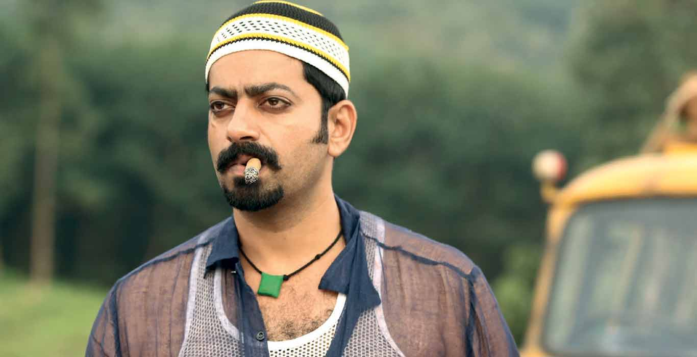 The Maverick Actor: Saiju Kurup