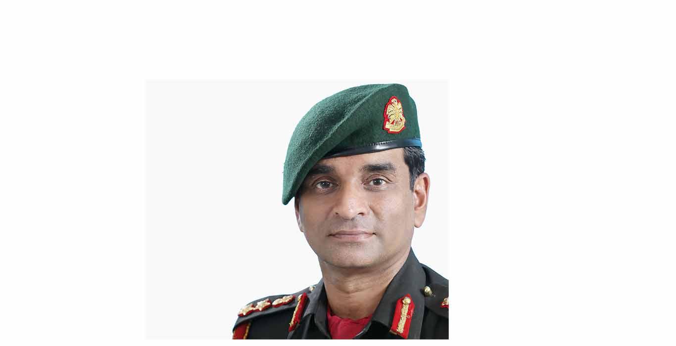 Col (Dr) Divakaran...