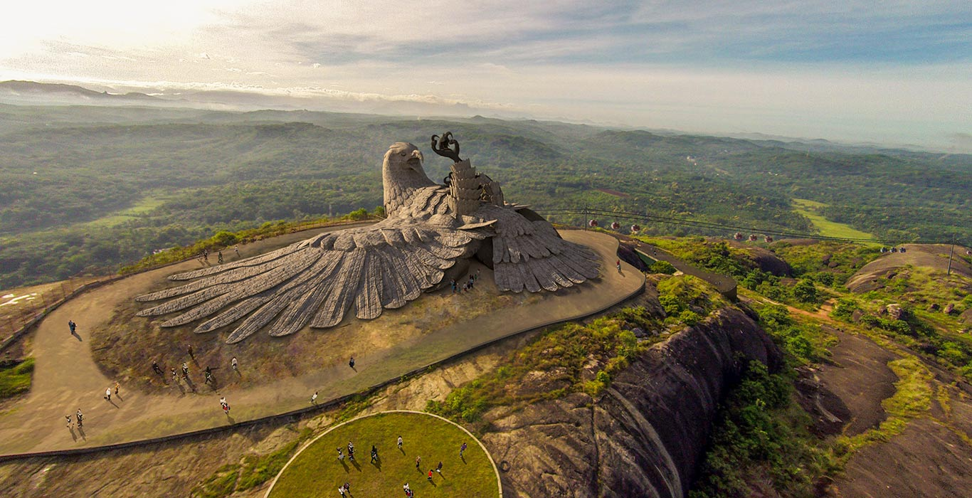 Jatayu: Earth's center