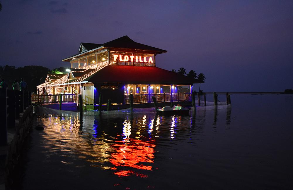 Flotilla Floating Restaurant