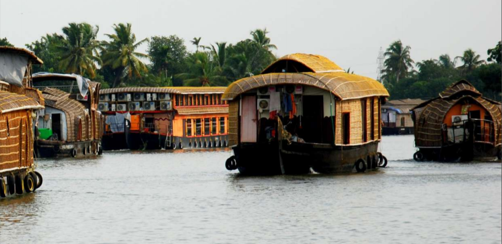 Alleppey : Exploring 'Venice of the East'